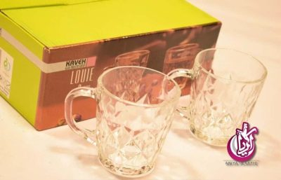 فروش عمده لیوان دسته دار در پخش پلاستیک آریا