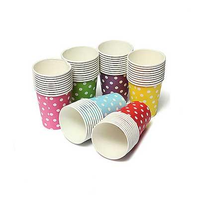 لیوان کاغدی یکبار مصرف- پخش اریا