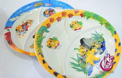 فروش ظروف ملامین کودک به صورت عمده