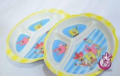 فروش ظروف ملامین کودک کارتنی