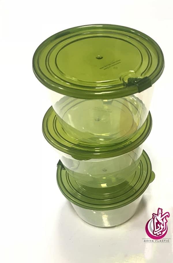 فروش پیلا پیلا فریزری گرد درب سبز