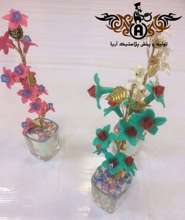 فروش گل و گلدان تزئینی