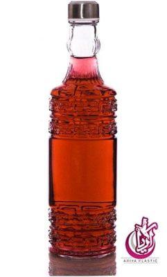 فروش بطری شیشه ای درب دار