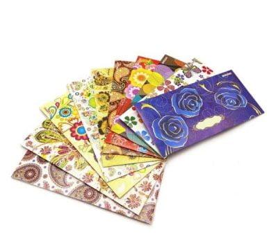 فروش عمده پاکت پول کاغذی