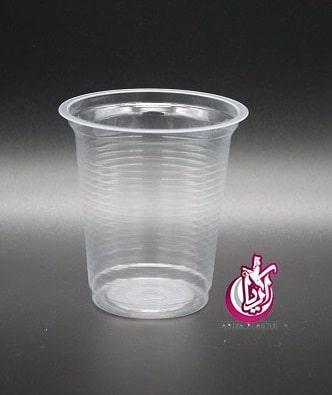 فروش لیوان یکبار مصرف پلاستیکی