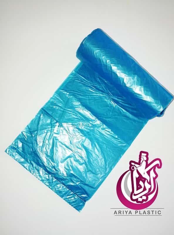 فروش کیسه زباله رولی کفشدوزک رنگی