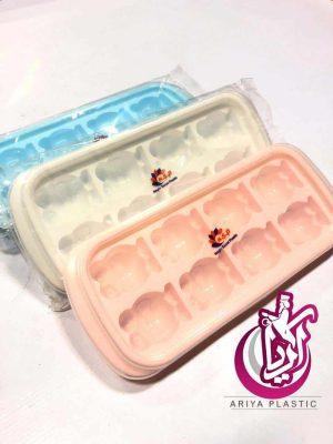 فروش قالب یخ درب دار
