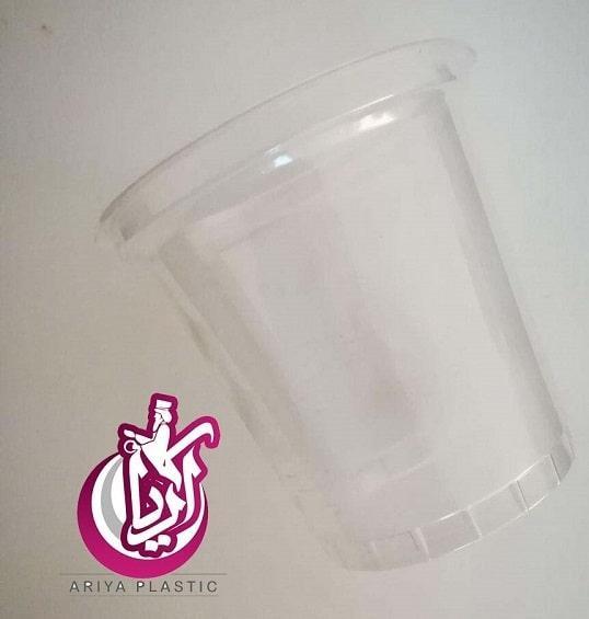 فروش ظرف ماست یکبار مصرف