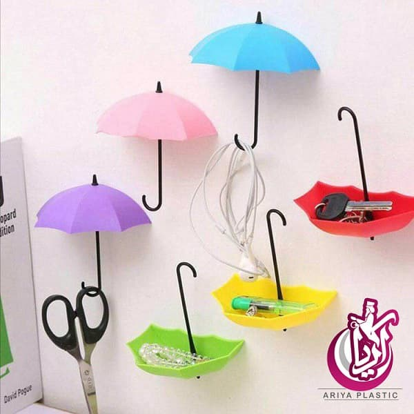 فروش آویز چسبی چتری