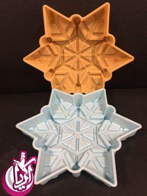 فروش قالب ژله برف و ستاره