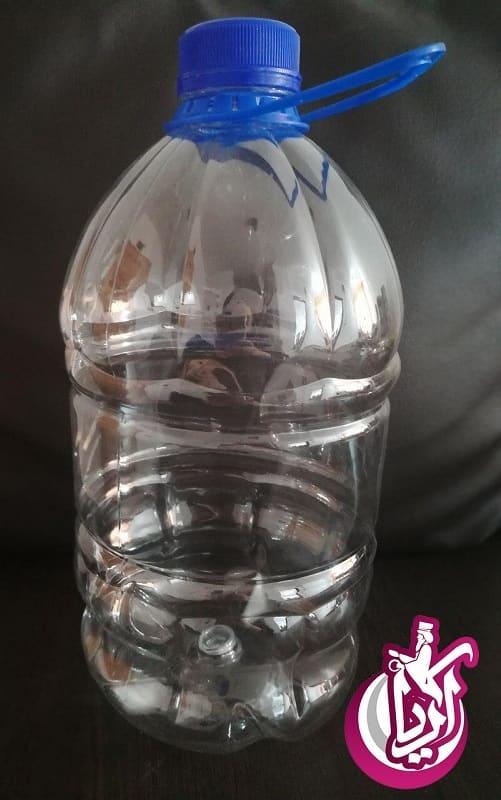 فروش بطری چهار لیتری پت