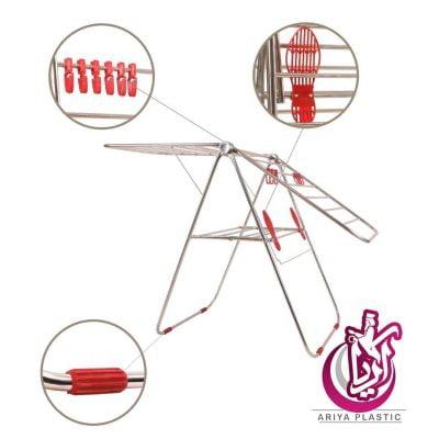 مشخصات فنی بند رخت ترکی