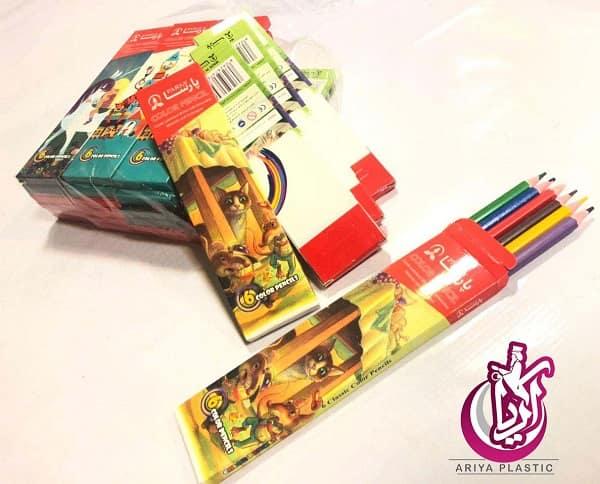 فروش مداد رنگی پارسا