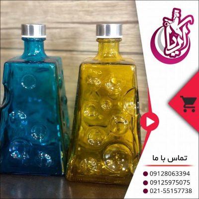 فروش بطری رنگی پاتریک - بلور پیشگامان