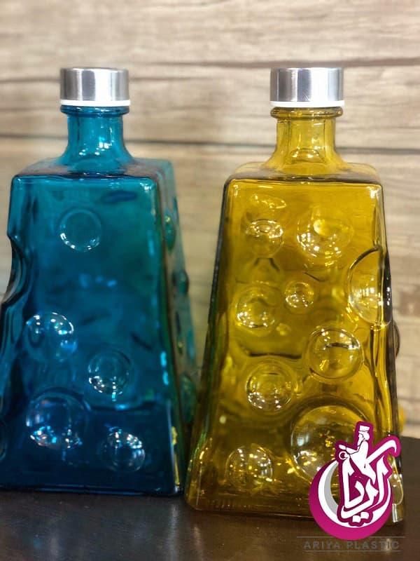 فروش عمده بطری رنگی پاتریک