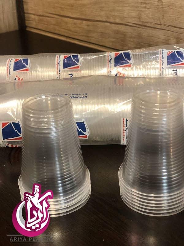 فروش عمده لیوان یکبار مصرف تک ظرف