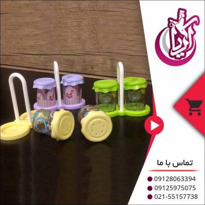 فروش نمک پاش رزمن - رزمن پلاستیک