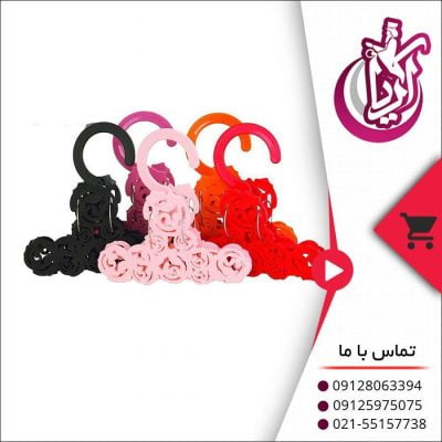 فروش گیره دستکش مانترا رنگی