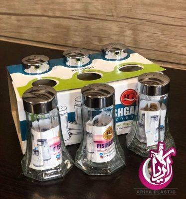 فروش انواع نمک پاش پیشگامان - مدل وانسیا