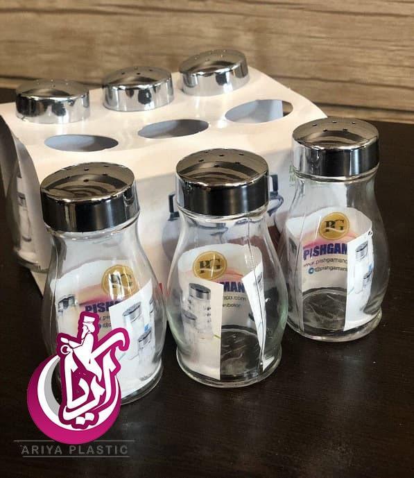 فروش انواع نمک پاش پیشگامان - مدل کارن