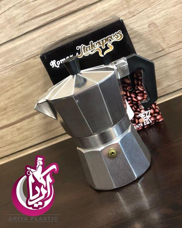 فروش قهوه جوش یک کاپ استیل