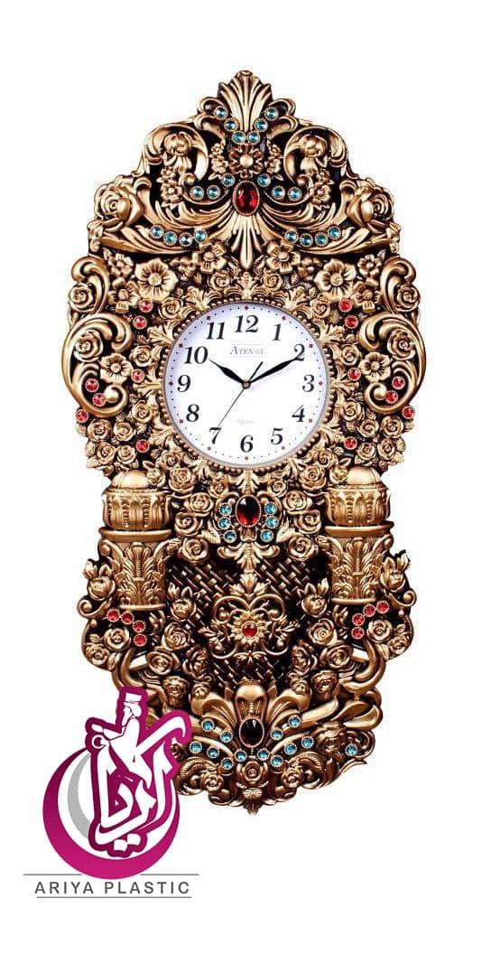 فروش عمده ساعت دیواری یلدا پاندولی