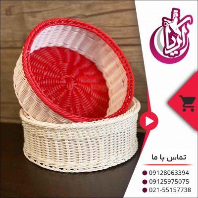 فروش سبد بافت روژان-تصویر1