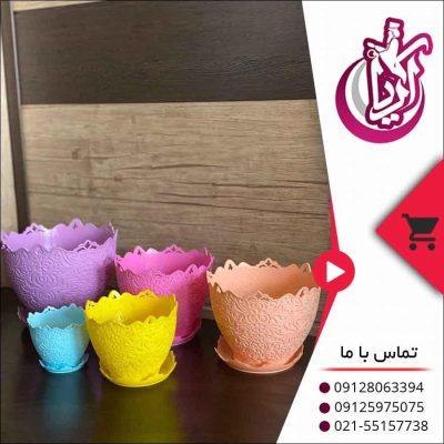 فروش گلدان رومانا-تصویر اول آریا