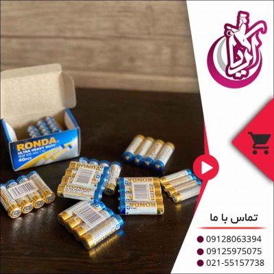 فروش باطری قلم و نیم قلم روندا-تصویر اول آریا