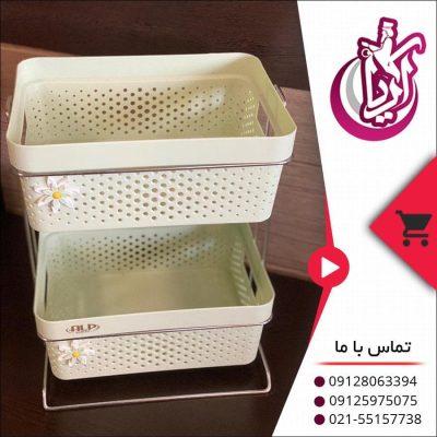 فروش جا پیازی دو طبقه آلپ - تصویر صفحه آریا