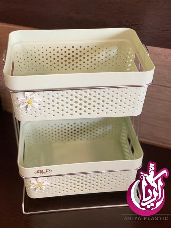 فروش جا پیازی دو طبقه آلپ - تصویر اصلی آریا