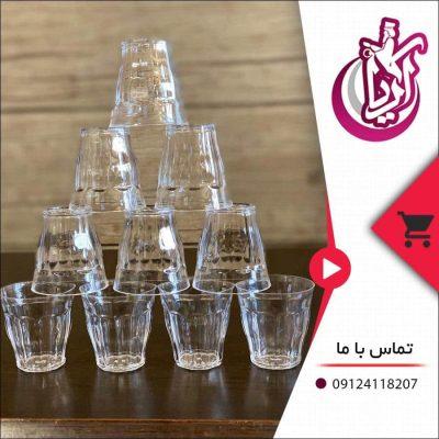 فروش لیوان شات کریستال یکبار مصرف - تصویر صفحه آریا