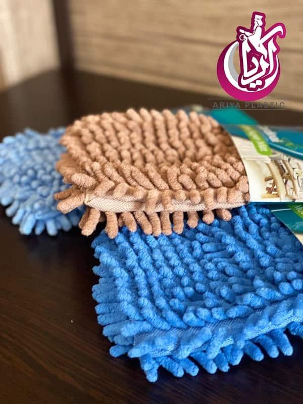 فروش دستکش ماکارونی دو رو XL - تصویر اصلی آریا