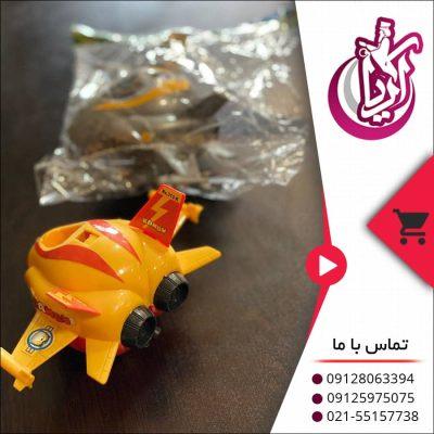 اسباب بازی هواپیمای جیمبو - فروش عمده