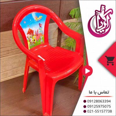 صندلی کودک عکس دار - فروش عمده