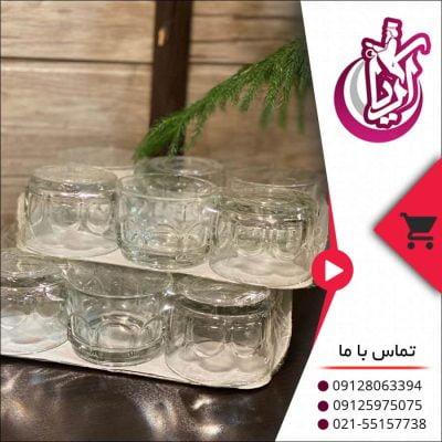 فروش فنجان کافه عینکی - پخش پلاستیک آریا