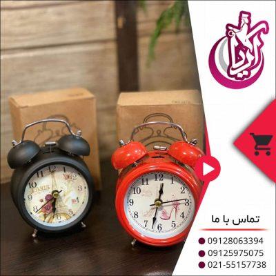 فروش ساعت رومیزی - پخش پلاستیک آریا