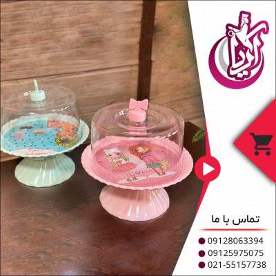 فروش ظرف کاپ کیک استایل - پخش پلاستیک آریا