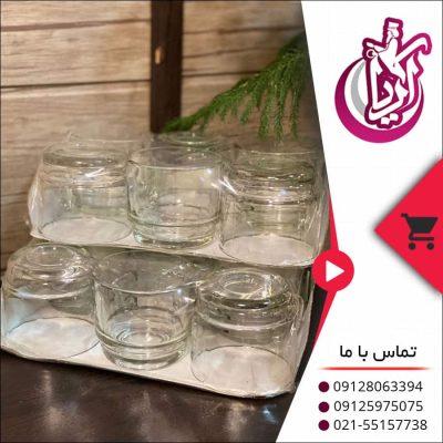 فروش نیم لیوان سپیدار - پخش پلاستیک آریا