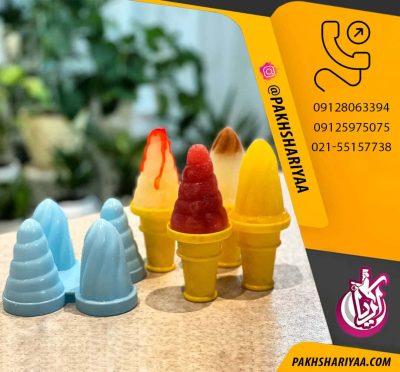 بستنی ساز قیفی - فروش عمده