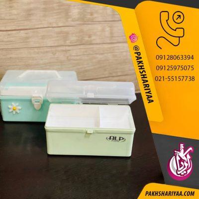 جعبه همه کاره آلپ در رنگ بندی های متنوع