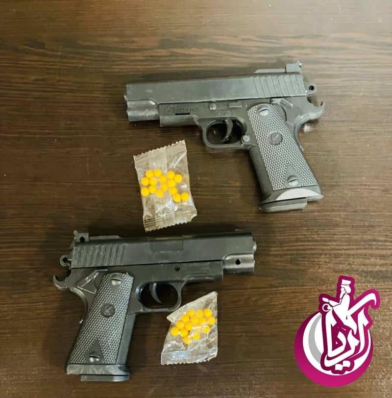 تفنگ سلفونی کوچک - پخش اسباب بازی به طور عمده
