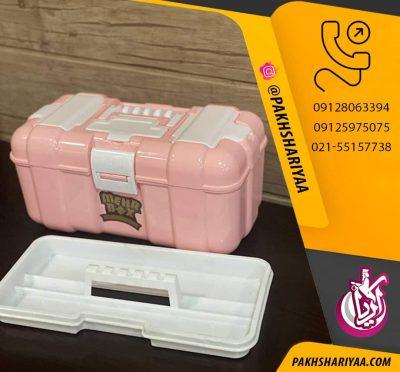 فروش جعبه ابزار مهر مدل H14 - پخش پلاستیک آریا
